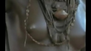Primitive naked African Dance Parties