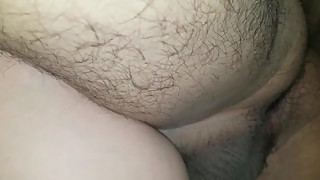 my wife making my dick really creampie