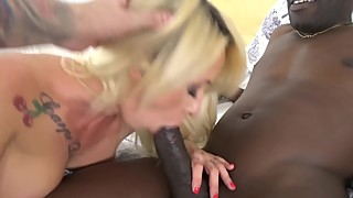 Finding my wife Christina Shine with secret fucking a Big Black Cock