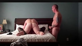 Cuckold. He Fucked My Wife, I sucked His Cock.