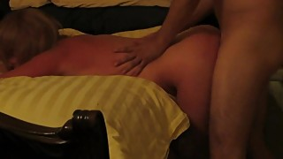 Cuckold Watches Wife with College Stud