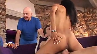 Exotic Swinger Wife Screwed