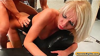 Busty Horny MILF Pounded Deep - MILF Thing Sex Video 09