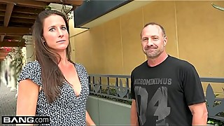 Sofie Marie cuckolds her husband and gets a massive facial