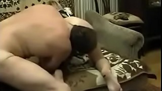 Slutty Wife Invites Strangers to use her Pussy when Cuckold Works