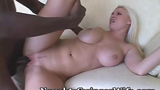 Great Titty Wife Fucks Another