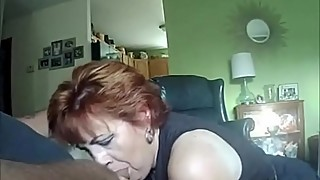 old submisse wife blows a cock real homemade
