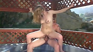 Cheating Wife Fucked Outdoors