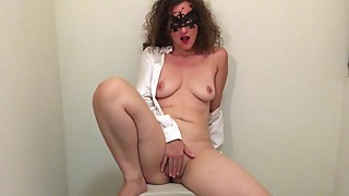 His cum in my pussy. HotwifeVenus in a cuckold Role Play