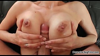 Laras'_s ass gets pounded hard and the guys double penetrate her holes 02