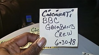 CINCINNATI BBC GANGBANG CREW ON XVIDEOS