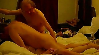 Mature hotwife gets fucked by bull