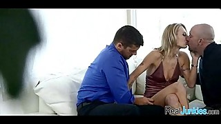 wife gets double penetrated 460