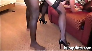 Cuckold films wife with black bull