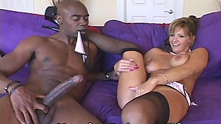 Naughty Wife Fucks Big Cock