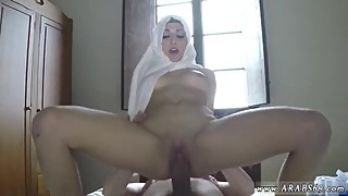 Arab sucks cock and arab brother wife and arab anal homemade and hibasex