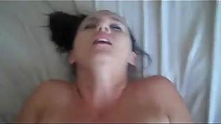 Wife Helps husband Fuck Best Friend threesome homemade