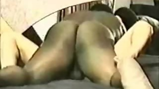 BBC Creampies White wife Despite Cuck Hubby's Protestations