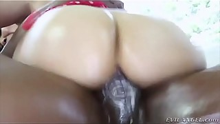 Oiled awesome bbc