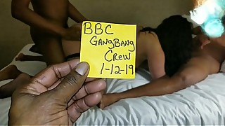 A REAL HOTWIFE GOT BBC GANGBANG BY US!
