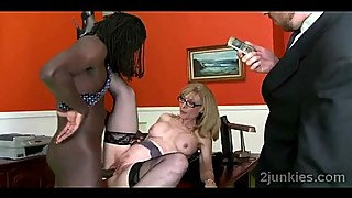 Stunning mature secretary gets smashed by her sons black bossckold-9761 02 big-2