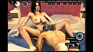 ELEANOR LOVING WIFE OR DIRTY WHORE LOP Erotic Flash Game